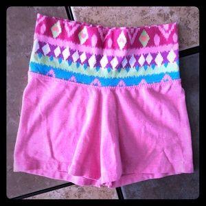 Cotton Stretchy Shorts